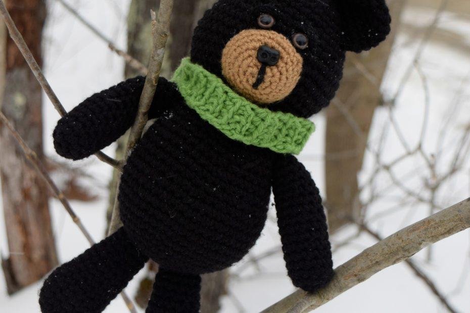 Small Teddy Bear for Charity | 620x930