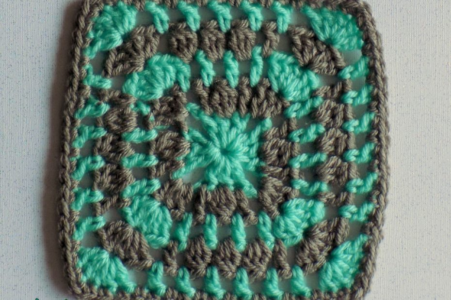 Mingle Square Granny Square
