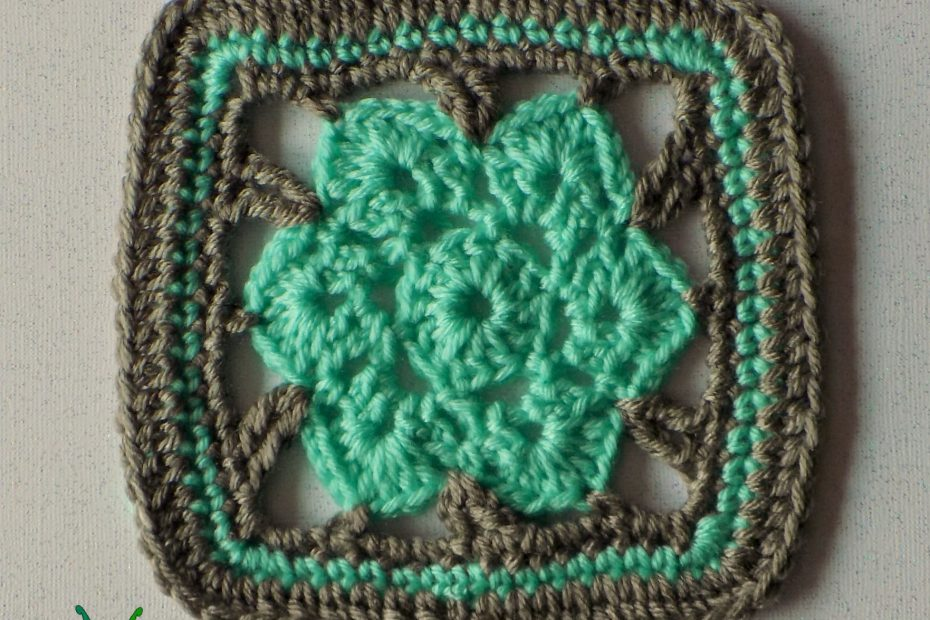 Primrose Square crochet pattern