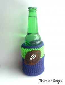 Crochet Bottle or Can Cozy
