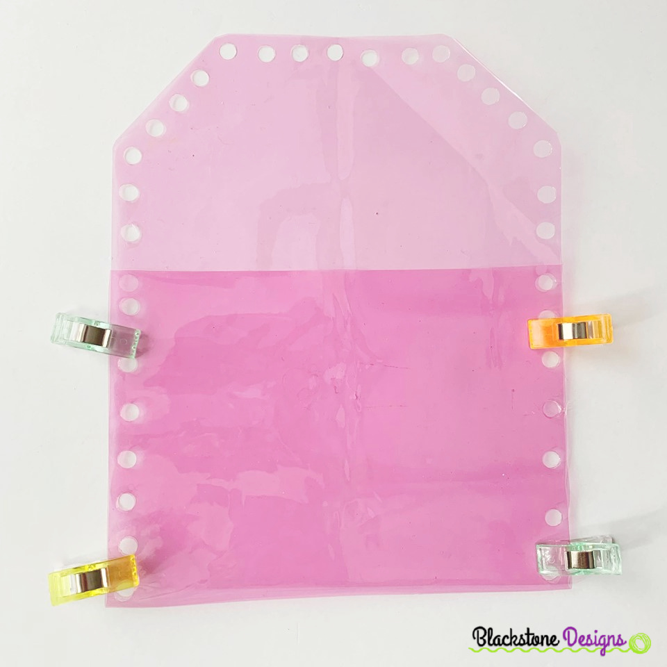 Clear Envelope Pouch » Blackstone Designs